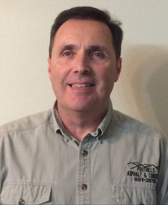 Rowdy McCall Jr. of Foothills Asphalt & Concrete | Knoxville
